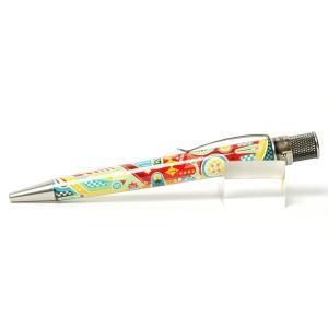 レトロ51 ボールペン 限定版 トルネード フリッパー ピンボール|penpapi