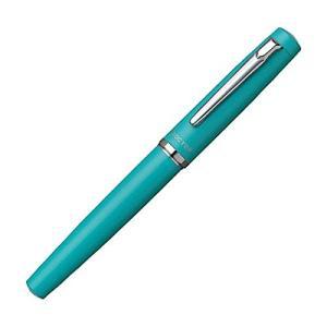 *在庫品につき、即納できます プラチナ万年筆 プロシオン ターコイズブルー 細字 PNS-5000#...
