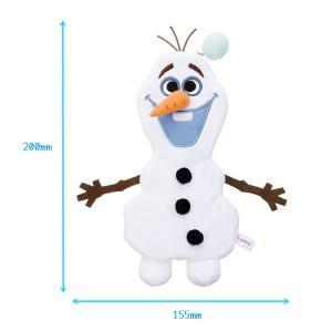Disney アナと雪の女王 ぬいぐるみポーチ 【オラフ】  タカラトミーアーツ  34538 |penport