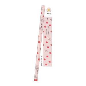 フルーツコレクション 2B鉛筆 【ヤミータイムストロベリー/ピンク】 クーリア 42561|penport