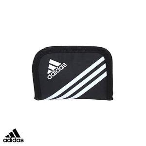 アディダス adidas リュエルウォレット/ワレット(ラウンド小) 【ブラック】 4762100-01|penport