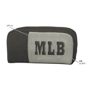 ニューヨークヤンキース ペン挿しポケットペンケース 【MLB/グレー】 クラックス 48328|penport