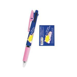 しばんばん 3色ボールペン ジェットストリーム【しばんばん/むっふー】マインドウェイブ 56753|penport