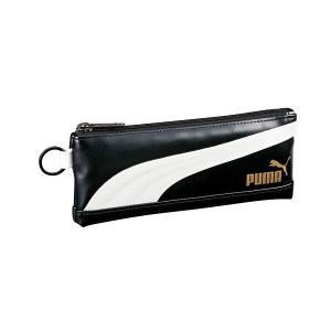 【PUMA】 スマートレザーペンケース クツワ 695PM|penport