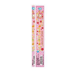 メゾピアノ 鉛筆2B【strawberry kiss】 サカモト 80100201|penport