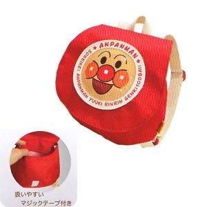 アンパンマン かぶせリュック 【赤】 伊藤産業 ANS-2700-011254|penport