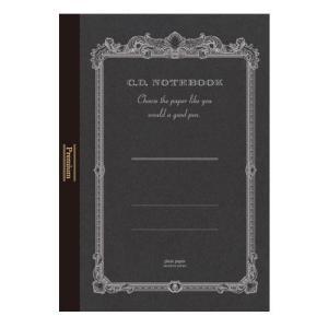 紳士なノート Premium C.D. NOTEBOOK (無地) A4判 アピカ CDS150W ...