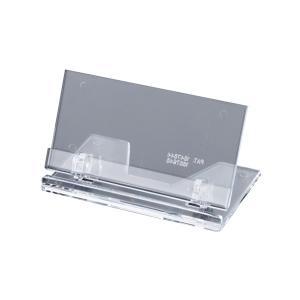 ●表示部は0〜90°で自由に角度調整が可能。 ●ハガキサイズ以下のパウチカードなどに最適です。  ■...