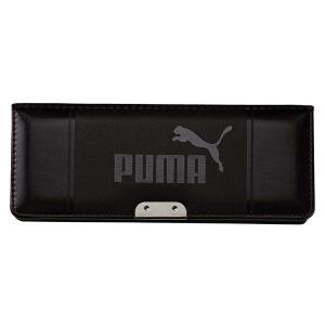 プーマ 1ドア軽量筆入(ブラック) クツワ CX053A|penport