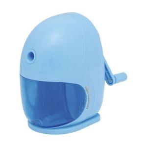 手動鉛筆削りき 【ブルー】 ナカバヤシ DPS-H201B|penport