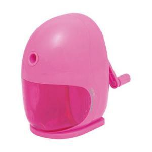 手動鉛筆削りき 【ピンク】 ナカバヤシ DPS-H201P|penport