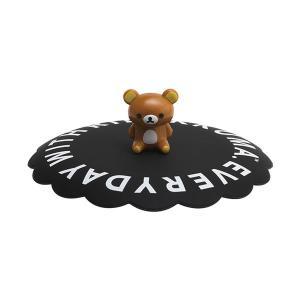 リラックマ マグカップカバー 【ブラック・リラックマスタイル】 サンエックス FR72201