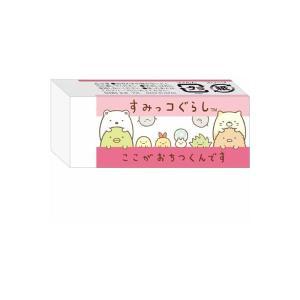 すみっコぐらし MONO消しゴムミニ【ピンク】 サンエックス KS40601|penport