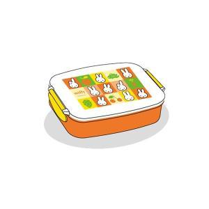 ミッフィー 角型密封弁当箱【フェイス】 クツワ MF430|penport