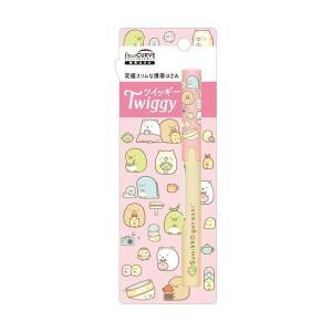 すみっコぐらし ツイッギー 携帯はさみ【ピンク】 サンエック...