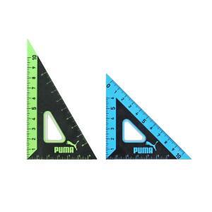 プーマ 三角定規 【シンプルロゴ】 5223 クツワ PM195 penport