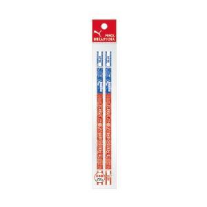 プーマ 赤青鉛筆2本入 クツワ PM255|penport