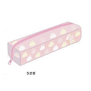 カナヘイ ペンケースS 【うさぎ】 サンスター文具 S1407511|penport