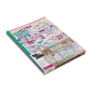 トムとジェリー ライトカラーズ パックノート 5冊束 キョクトウ U13905 【メール便OK】|penport