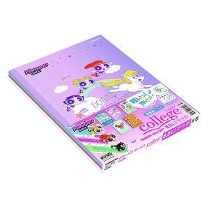 パワーパフ ガールズ FLUFFY B5 パックノート 5冊束 キョクトウ U17405|penport