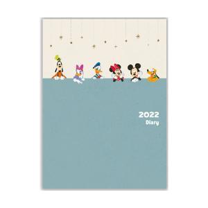 2022年 A5ファミリーダイアリー 【ミッキー】 0974 ホールマーク YDD-790-974 penport