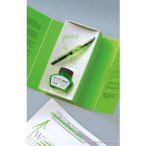 特別生産品「M205 DUO Shiny green」 文字を書くのはもちろん、蛍光マーカーのような...