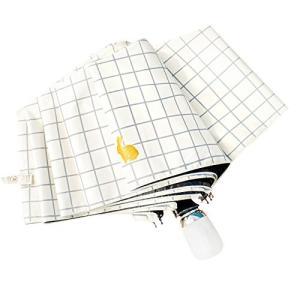 KIZAWA 折りたたみ傘 日傘 レディース ワンタッチ 自動開閉折り畳み傘 高強度 グラスファイバ...