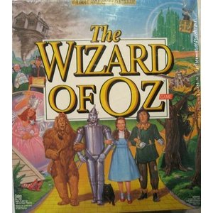 The Wizard of Oz 3-D Board Game