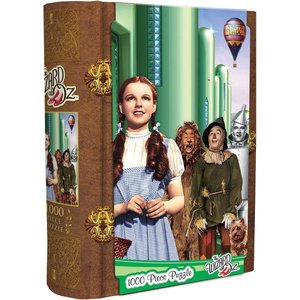 MasterPieces Book Boxes Wizard of Oz Jigsaw Puzzle...