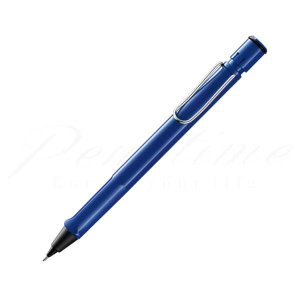 ラミー ペンシル(0.5mm) サファリ L114 ブルー 名入れ有料