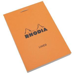 ロディア 単品 ブロックロディア No.11 オレンジ 横罫 #65SCF11600  (200)|penworld