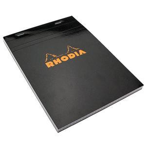 ロディア RHODIA 単品 ブロックロディア No.16 ブラック 5mm方眼 CF162009 10281  (550) penworld