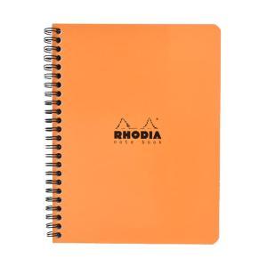 ロディア RHODIA 単品 クラシック ダブルリングノート(A5) オレンジ 横罫 CF193468 10285 (850) penworld