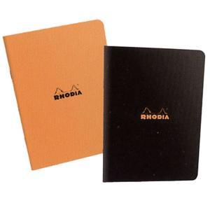 ロディア RHODIA 単品 クラシック ホチキス留めノート(A4) ブラック 横罫 CF119169 10290 (660) penworld