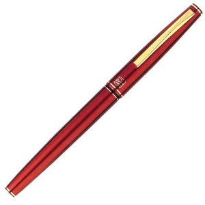 呉竹 万年毛筆 13号 赤軸 DT141-13C 11051 (2000)|penworld