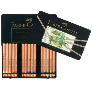 ファーバーカステル FABER-CASTELL ピット パステル鉛筆 112160 60色(缶入) 11283 (18000)|penworld
