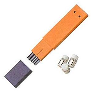 ダンヒル ペンシルリード AD2000/AD1800用 HB0.9mm芯12本 消しゴム3個入り 26SNY4880 (1600)|penworld