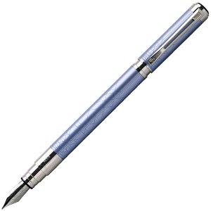 万年筆 ウォーターマン 名入れ 無料 WATERMAN パースペクティブ S223613 デコレーション ブルーCT|penworld
