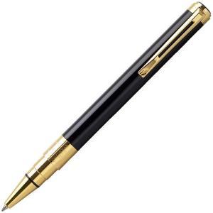 ボールペン ウォーターマン 名入れ 無料 WATERMAN パースペクティブ S2236302 ブラックGT|penworld