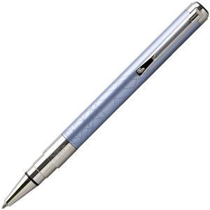ボールペン ウォーターマン 名入れ 無料 WATERMAN パースペクティブ デコレーション S2236332 ブルーCT|penworld