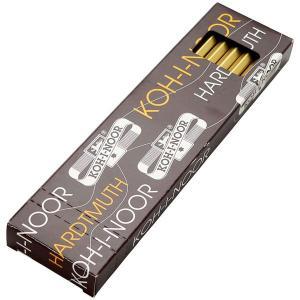 色鉛筆 / コヒノール 色鉛筆 マジックシャープペンシル KH3400 金軸 12本セット 12147 (1440)|penworld