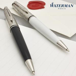 ボールペン 名入れ / ウォーターマン ボールペン エキスパート デラックス ブラックCT S/S2243372 13834  (15000) penworld 06