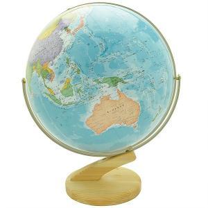 ワタナベ(渡辺教具製作所)  地球儀 卓上地球儀 リブラ W-3052 木台 14494 (16000)|penworld