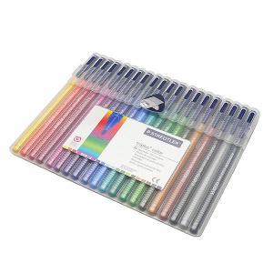 ステッドラー STAEDTLER ファイバーチップペン トリプラス 323SB20 20色セット 15116 (2200)|penworld