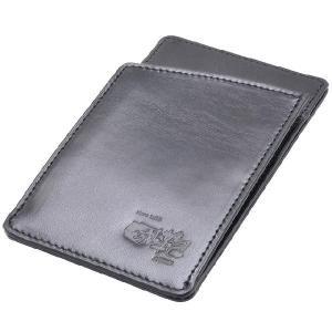 國鞄 メモパッド スクラッチャー NO2223-BLK ピットヌメ 黒 182ANO2223-BLK (10000)|penworld