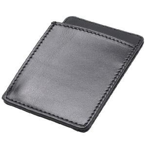 國鞄 メモパッド スクラッチャー・ミニ 名刺サイズ NO2225-BLK 黒 182ANO2225-BLK (8000)|penworld