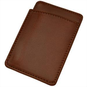 國鞄 メモパッド スクラッチャー・ミニ 名刺サイズ NO2225-BR 茶 182ANO2225-BR (8000)|penworld