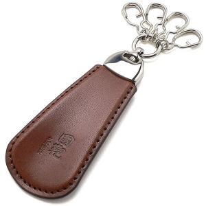國鞄 キーリング 靴ベラキーホルダー NO2279-BR 茶 182ANO2279-BR (6000)|penworld
