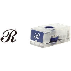 ミドリ エンボッサー 本体用カートリッジ018 R R//95A49018-006 (500) penworld