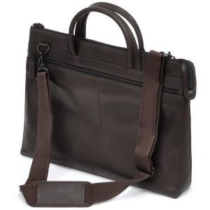 イケテイ KARUWAZA 鞄 ウイング ビジネスバッグ チョコ 18561-CHO 18041 (32000)|penworld